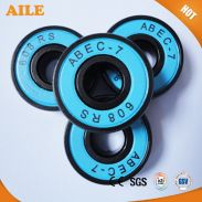 Skateboard Use Black Ring Type 608 zb Bearing