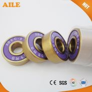 Professional Taiwan High Speed 608 Bearing For Inline Skate